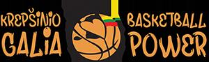 KREPŠINIO GALIA / BASKETBALL POWER