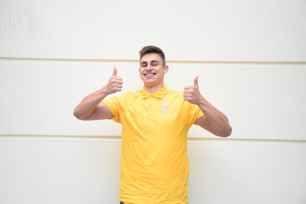 Meet coach Lukas